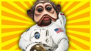 Nien Nunb In Space! - Star Wars Battlefront Funny Moments #2