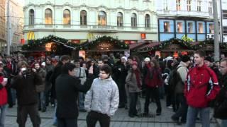 Frozen Brno 2010