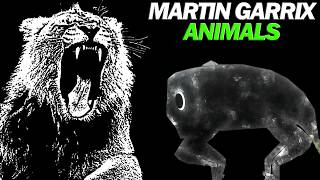 Cerulean × Animals 【Kemono Friends × Martin Garrix】
