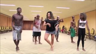 Daniela Mercury feat  Dream Team do Passinho - O canto da cidade - Couchê