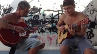 Careless Whisper (Cover) acústico violão feat. Tauã