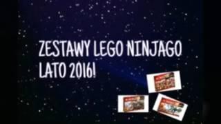 LEGO Ninjago Letnie Sety 2016