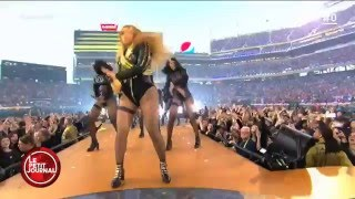 #WITHOUTMUSIC Beyonce, Bruno Mars and Coldplay at Super Bowl 2016