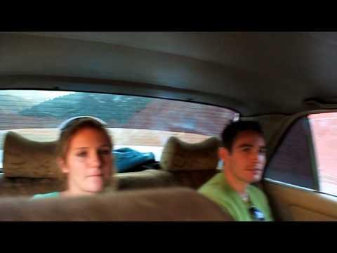 Grand Taxi ride through Valley d'Ourika, Morocco