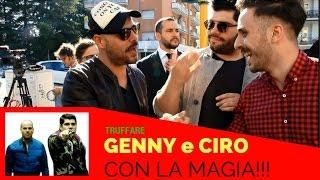 Come truffare Genny e Ciro di GOMORRA con la magia - Gianluca Federico