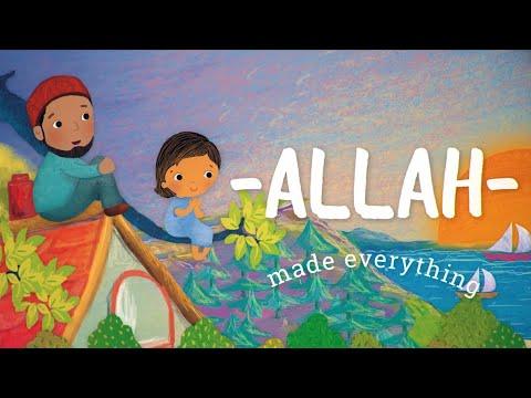 Allah Made Everything | Lyric Video | Zain Bhikha