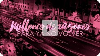 Million Reasons (spanish version) - Kevin Vásquez (Lyric Video)