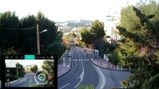 Hubsan H507A windfree video recording (Courtesy Banggood)