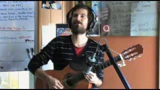 AS 60 B FACHADA (sessão acústica na RADAR)