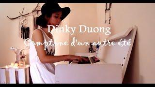 Yann Tiersen - Comptine d'un autre été ( The Amazing Short ) Piano by dinkyduong