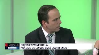 Análisis de la crisis en Venezuela con Oswaldo Russián