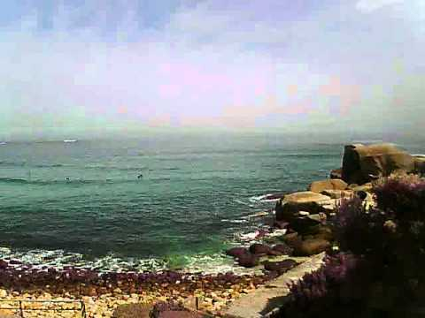 Timelapse Video – Glen Beach – 03/09/2010