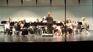 Beethoven, Symphony 7, Allegretto, mvt 2 JH UIL Springlake-Earth 2011