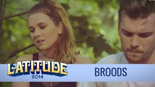 Broods 'Mother & Father' | Latitude Festival 2014