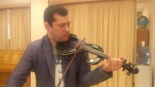 Burak Yeter - Tuesday ft. Danelle Sandoval ( violin cover Felix Shuster)