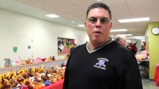 Cuddlies for Kids at special needs individuals Halloween event