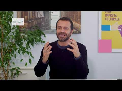 (VIDEO) Cultura Crea: la storia di Emilio Casalini, direttore creativo del Museo dei 5 Sensi a Sciacca, finanziato da Invitalia con gli incentivi Cultura Crea