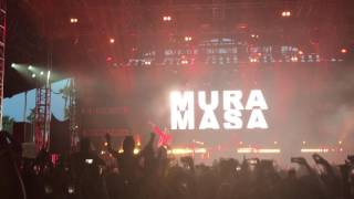Mura Masa - Love$ick @ Coachella 2017 (Day 2, Weekend 1)
