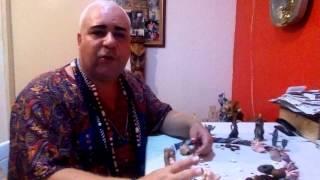 JOGO DE BUZIOS - PAI SERGIO DE OGUM