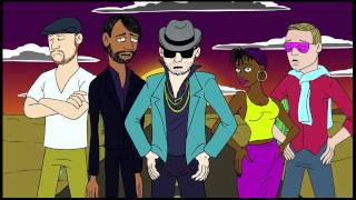 Wallpaper. - FUCKING BEST SONG EVERRR (Animated Short)