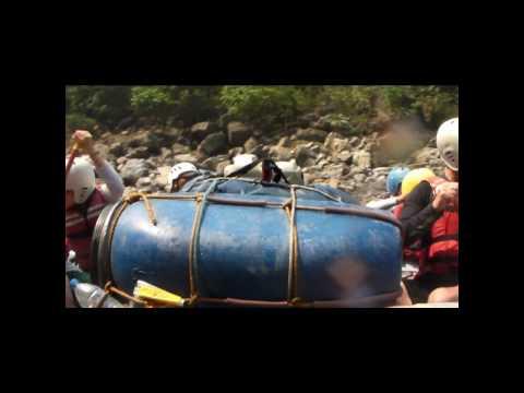 White Water Rafting On Karnali River Nepal