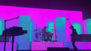 The 1975- change of heart live Austin 2017
