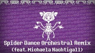 Spider Dance Orchestral Remix (Muffet's Theme) - Undertale feat. mklachu