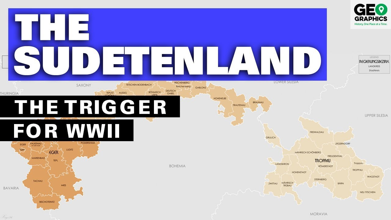 The Sudetenland : The Trigger for WWII