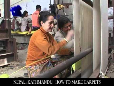 HOW TO MAKE CARPETS