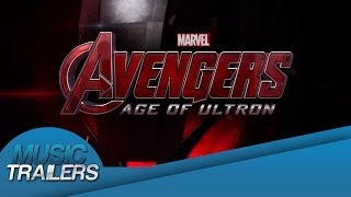 "Music - Trailers - The Avengers: Age of Ultron - Music Comic Con Teaser - ""Hi-Finesse - Sky Dream"" - HD"