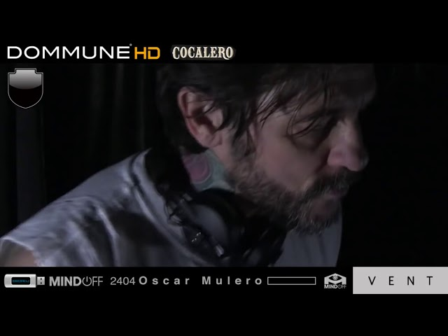 Vídeo de Oscar Mulero