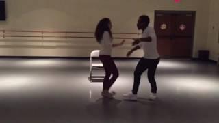 Promise Romeo Santos ft. Usher Bachata Dance