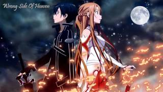 Wrong Side Of Heaven - Nightcore