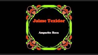 """Jaime Texidor - Pasodoble """"Amparito Roca"""" (1925)"""