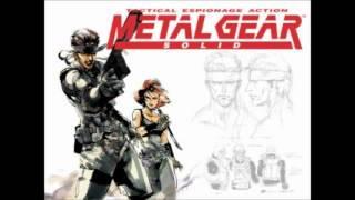 Metal Gear Solid  Warhead Storage