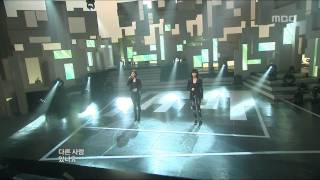 AB avenue - Love together, 에이비에비뉴 - 사랑 둘이서, Music Core 20100130