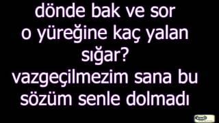 Bengü Hodri Meydan Lyrics  (şarkı sözleri)