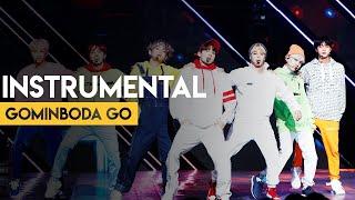 BTS (방탄소년단) -  Go Go (고민보다 Go) [INSTRUMENTAL]
