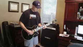 Fastway - Say What You Will (Cover)