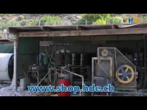 Haus der Edelsteine – Einkaufsreise und Mine in South Africa