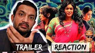 Super Deluxe Trailer Reaction | Dubai Tamilian | Vijay Sethupathi | Yuvan Shankar Raja