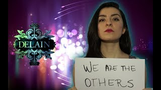 DELAIN - We are the others (vocal cover)