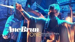 Ane Brun - One - live at l'Alhambra Paris