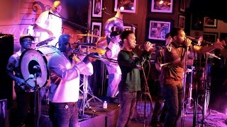 """All Blues"" Rebirth Brass Band on BRI TV"