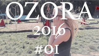 オゾラフェスティバル2016!!OZORA FESTIVAL !!#01