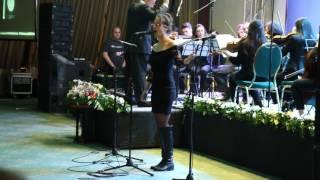 Lina Avshar - Parla piu piano (cover)