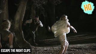 Escape the Night | Justine Death Scene