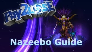 Heroes of the Storm Nazeebo Guide (Jungle Build)
