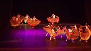 Assim se dança carimbó - Grupo de Danças Academia Vid'Ativa