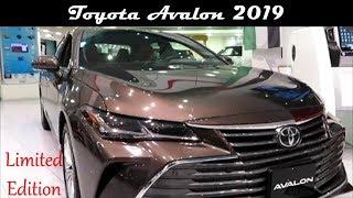 Toyota Avalon 2019 - Limited Edition - Walk-through Review. Dubai, UAE